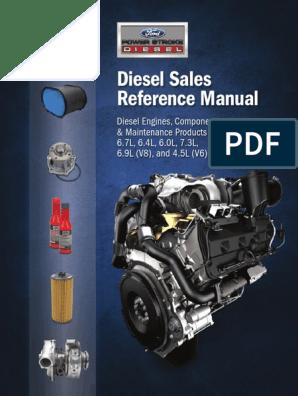 NEW OEM EGR EXHAUST GAS RECIRCULATION HOUSING 6.4L V8 2008-10 F SERIES S DUTY