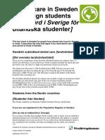 Tandvård i Sverige