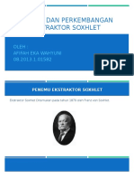 Ekstraktor Soxhlet