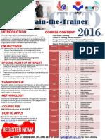 Ttt Brochure 2016