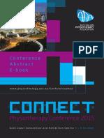 APA 2015 Conference Abstracts Handbook