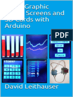 using Graphic Touch Screens and SD Cards With Arduino - David Leithauser