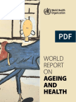 WHO 2015 Report on Ageing and Health