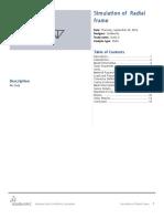 Radial Frame Static 2 1