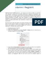 Manual p+½rdorimi i Regjistrit - AML.doc x