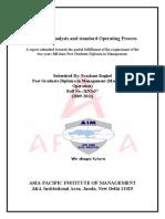 Marketing Research on Areva
