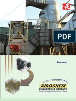 Airochem Bagasse Drier