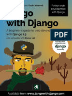 Tango With Django