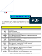 Annexe - Les Sigles Et Acronymes de l'Education Nationale (35 Pages)