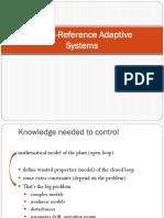 Model Reference Adaptive 25-3-2015