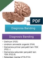 Diagnosa Banding - ELLA PS