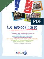 Annexe 8 - La Marseillaise (Ecole Primaire)