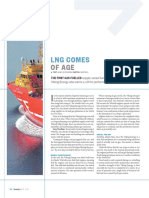 LNG Comes of Age