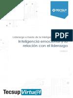Liderazgo - Texto3 Inteligencia Emocional y Su Relación Con El Liderazgo