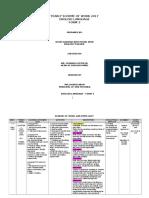 Yearly Scheme of Work Form 3 2017