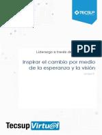 Liderazgo - Texto5 Inspirar Cambio Por Medio de La Esperanza