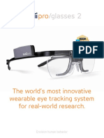 Tobii Pro Glasses 2 Brochure