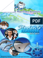 CMI Student Handbook 2016-2017 FINAL