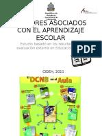 Factores Asociados Al Rend 2010 (2)