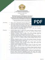 Peraturan Rektor Nomor 25 Tahun 2016 Tentang Penyelenggaraan Program Fast Track Jenjang Sarjana Dan Sarjana Terapan Universitas Padjadjaran