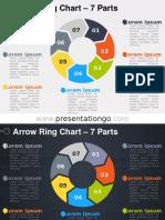 Arrow Ring Chart 7 Parts PGo