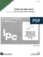 MethodeD'Essai LCPC ME40 (1994)