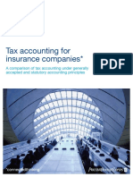 Pwc Tax Accounting for Insurance Companies