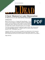 Evil Dead A Quiet Weekend at Lake Okeewoehee.pdf