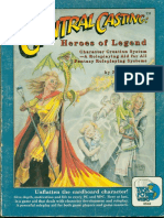 Central Casting Heroes of Legend