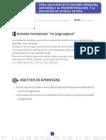 Proporcionalidad Directa Alumno