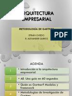 Gartner Enterprise Architecture