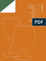Cristalería. Catálogo Profesional de Hostelería 09 10. Grupo CRISOL. 479caeb1952