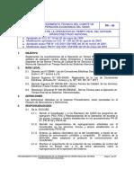 PR 09 Coordinación de La Operación en Toempo Real Del SIN