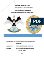Tgp Teorias de La Jurisdiccion
