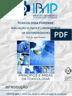 Apostila Slides Curso de Toxicologia Forense