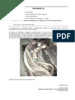 INFORME 01-MANTENIMIENTO PLANTA CONCENTRADORA - FALLA