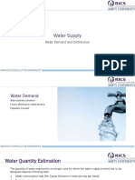 Lec 01 Water Supply1 [Demand and Distribution]