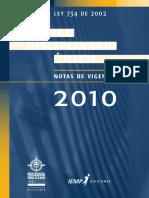 Codigo Diciplinario Unico  NV-2010 (e-book).pdf