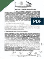 Acta Presentación Proposiciones E2-2017