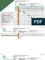 Diagrama de Gantt 17-1 Estadistica Inferencial