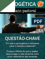 Jonas Madureira Apologética No Cotidiano Pastoral