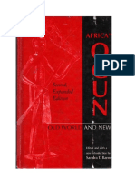 Africa's Ogun