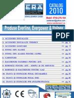 EVP Catalog Fitinguri si Sanitare 2010 Complet