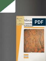 Eliade Mircea Cosmologia e Alchimia Babilonesi.sansoni.1992