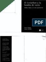 Shapin & Schaffer - Leviathan y la bomba de vacío.pdf