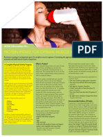 Protein Intake for Optimal Muscle Maintenance
