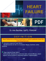 Management of Heart Failure