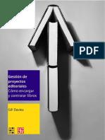 Gestión de Proyectos Editoriales- DAVIES, Gill