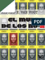 El Mundo de Los No-A - A. E. Van Vogt