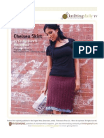 Chelsea Skirt_New England Knits
